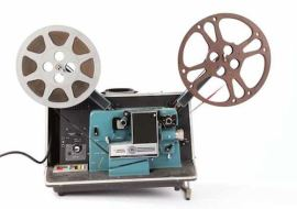 16mm-projector