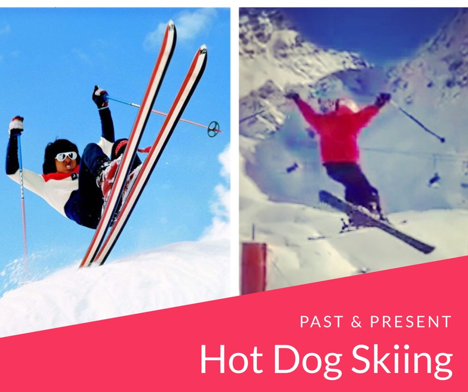 "A Short History of ""Hot Dog"" Skiing"